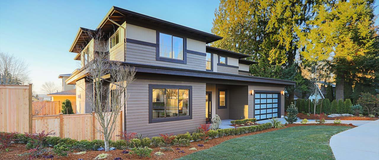 Saskatoon modern home exterior contractor